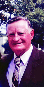 "William A. ""Bill"" Fraser"